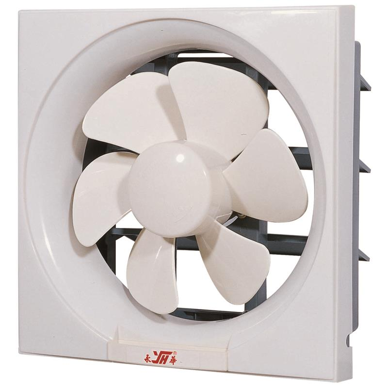 Shutter Exhaust Fan(ABS)
